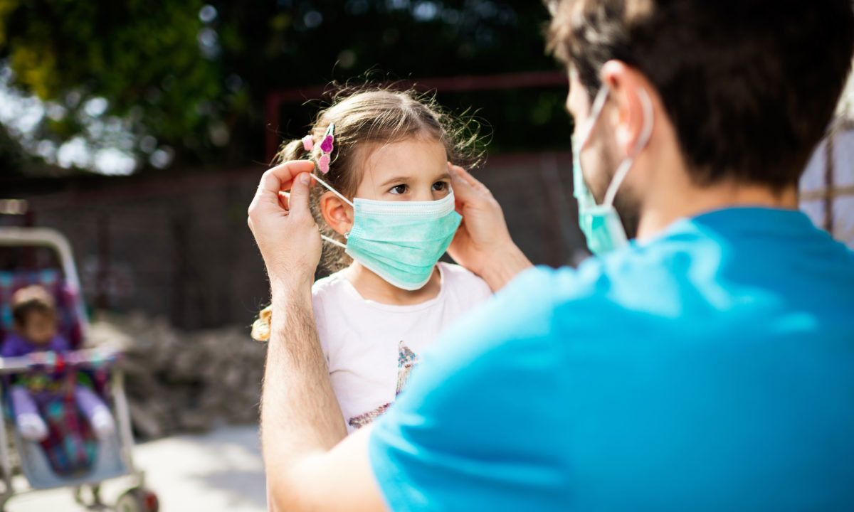 These Cloth Face Masks in Fun Prints and Designs Will Make Coronavirus a Little Less Scary for Kids