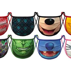 Disney Is Now Selling Face Masks for the Whole Family Featuring Your Favorite Characters