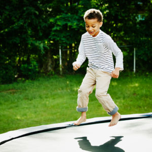 9 Trampolines You Can Get on Sale at Wayfair Right Now
