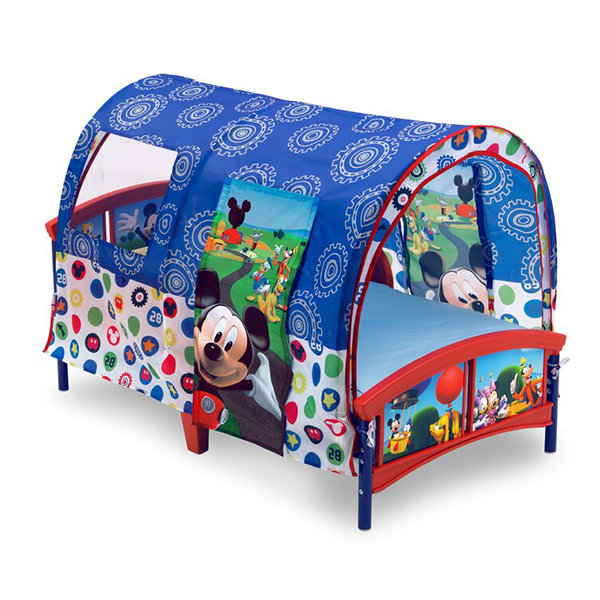 Disney Mickey Mouse Toddler Bed