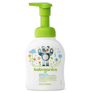 This Popular Baby Brand Makes a Hand Sanitizer That's Safe for All