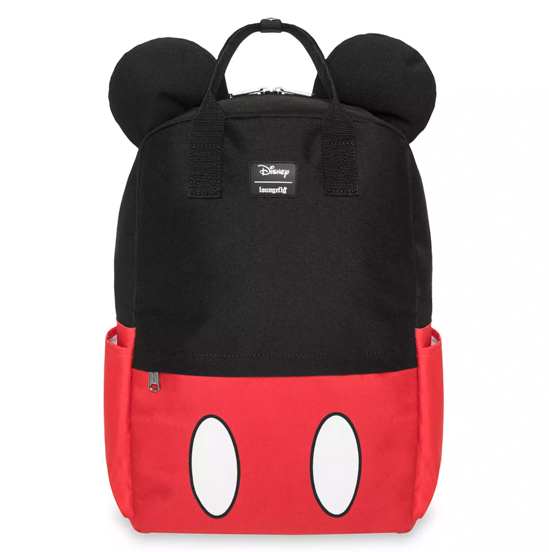 Mickey Mouse 'Cosplay' Backpack by Loungefly