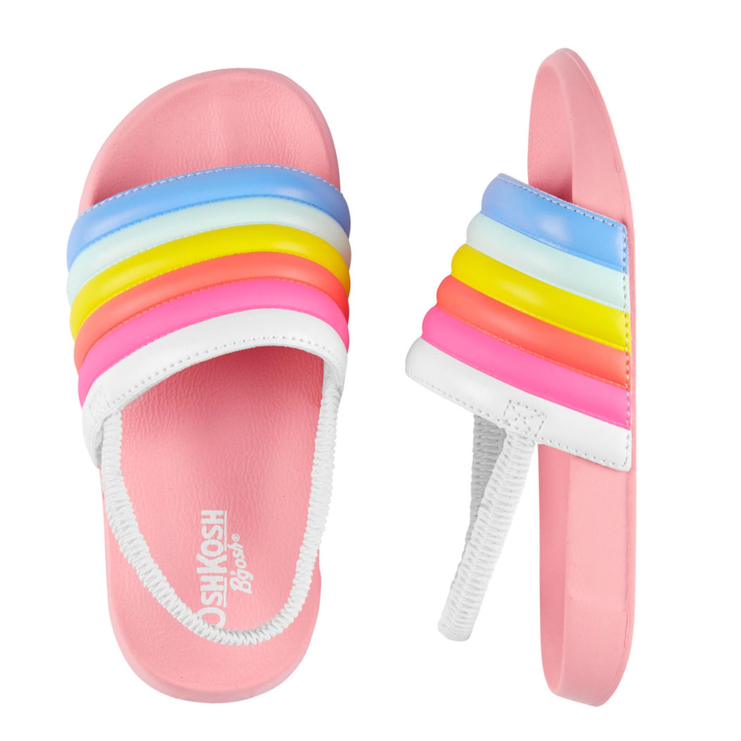 OshKosh Rainbow Slides