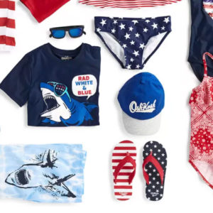 Carter's and Osh Kosh B'Gosh Are Practically Giving Clothes Away With Deals Up to 70 Percent Off