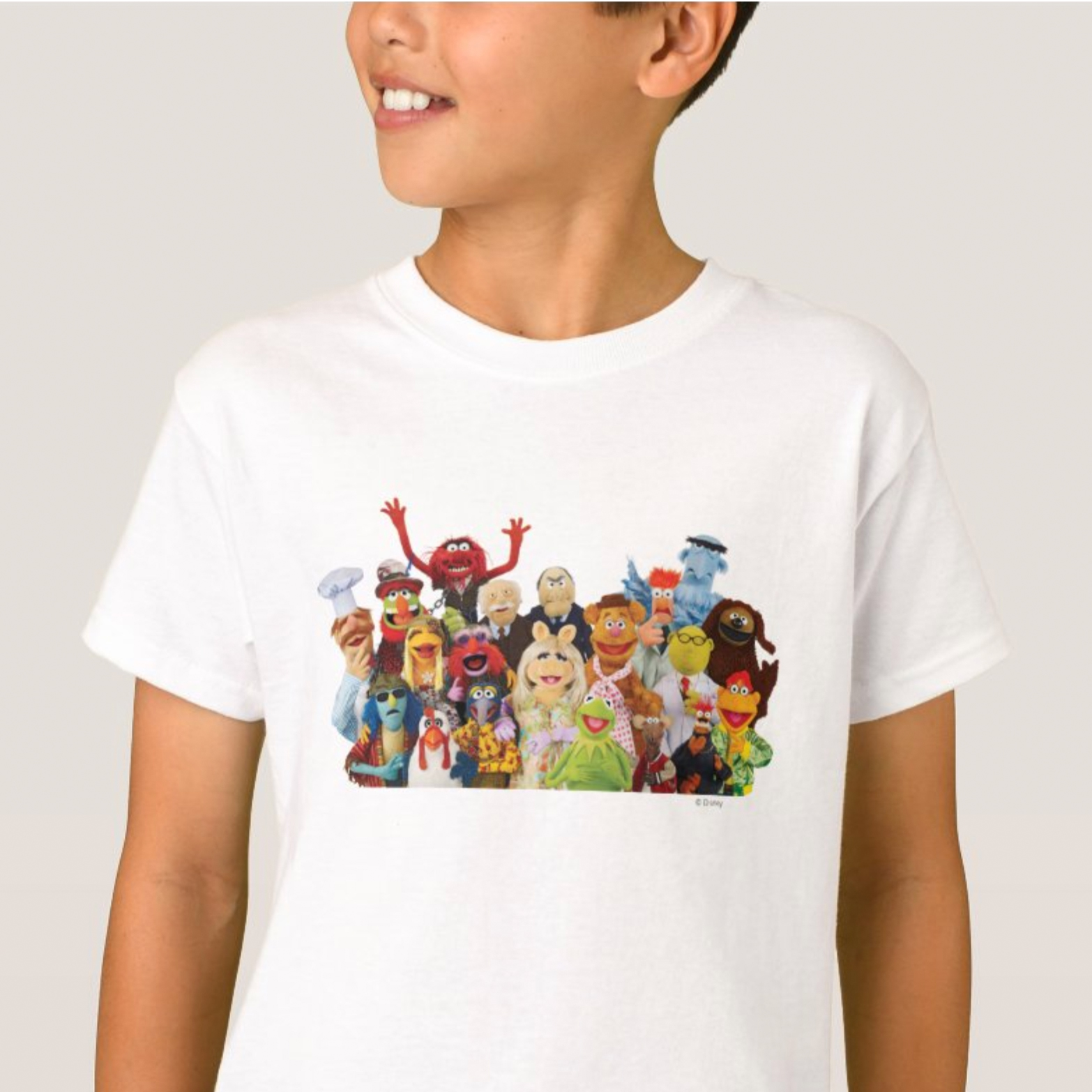 Customizable Muppets T-Shirt