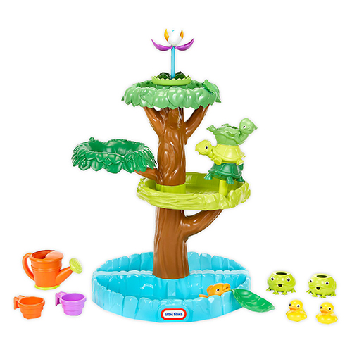 Little Tikes Magic Flower 12-Piece Water Table Set
