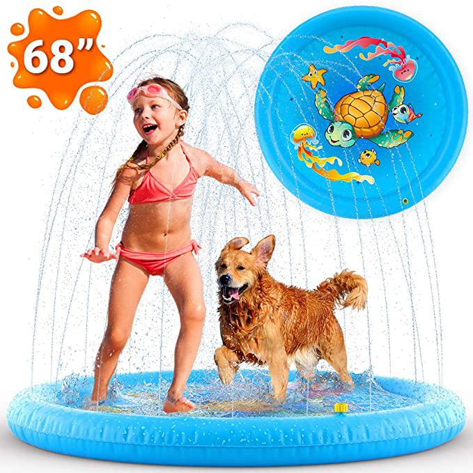 Inflatable Splash Pad Sprinkler