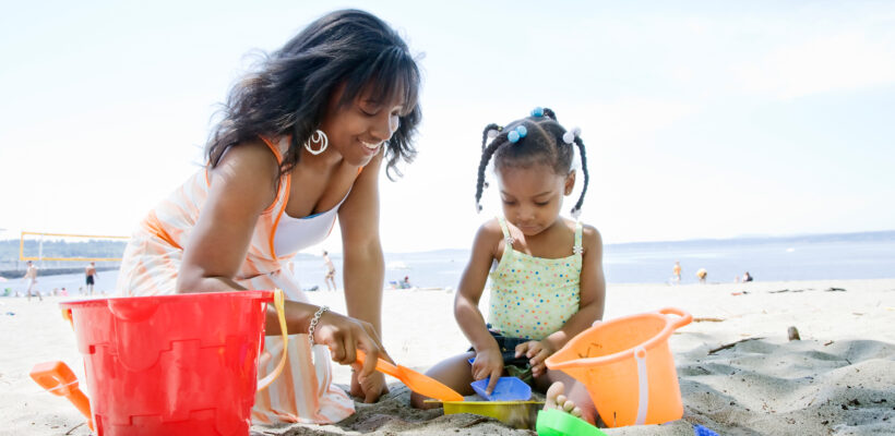 If you're heading to the beach or on a family vacation this summer, be sure to pack some fun toys for your kids. In addition to the sunscreen, towels, umbrellas and other beach essentials, the right toys can be just…