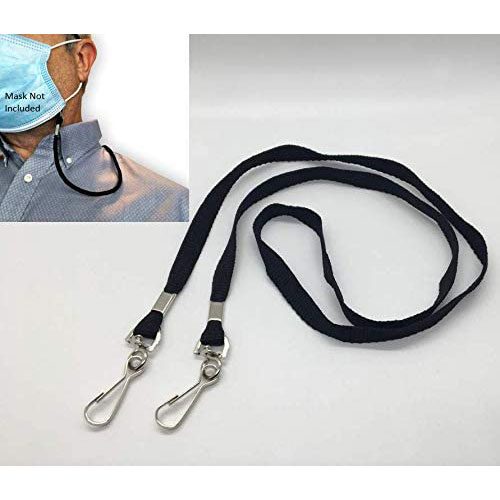 5 Pack Face Mask Lanyard for Adults