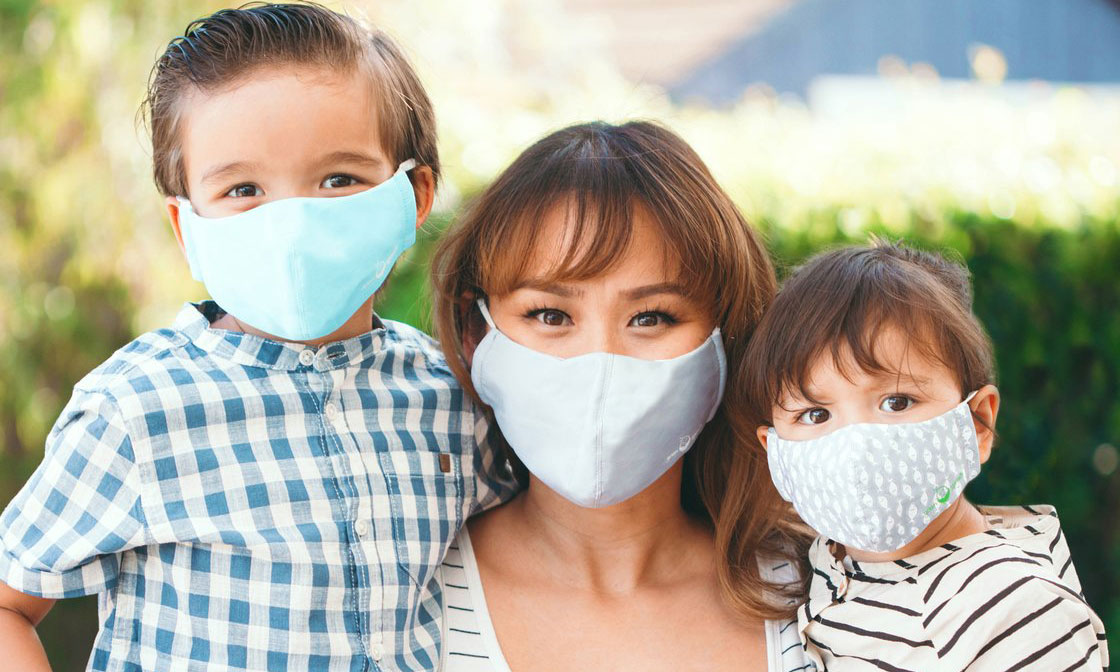These Kids Face Masks Have a Hidden Germ-Fighting Power — And They're On Sale