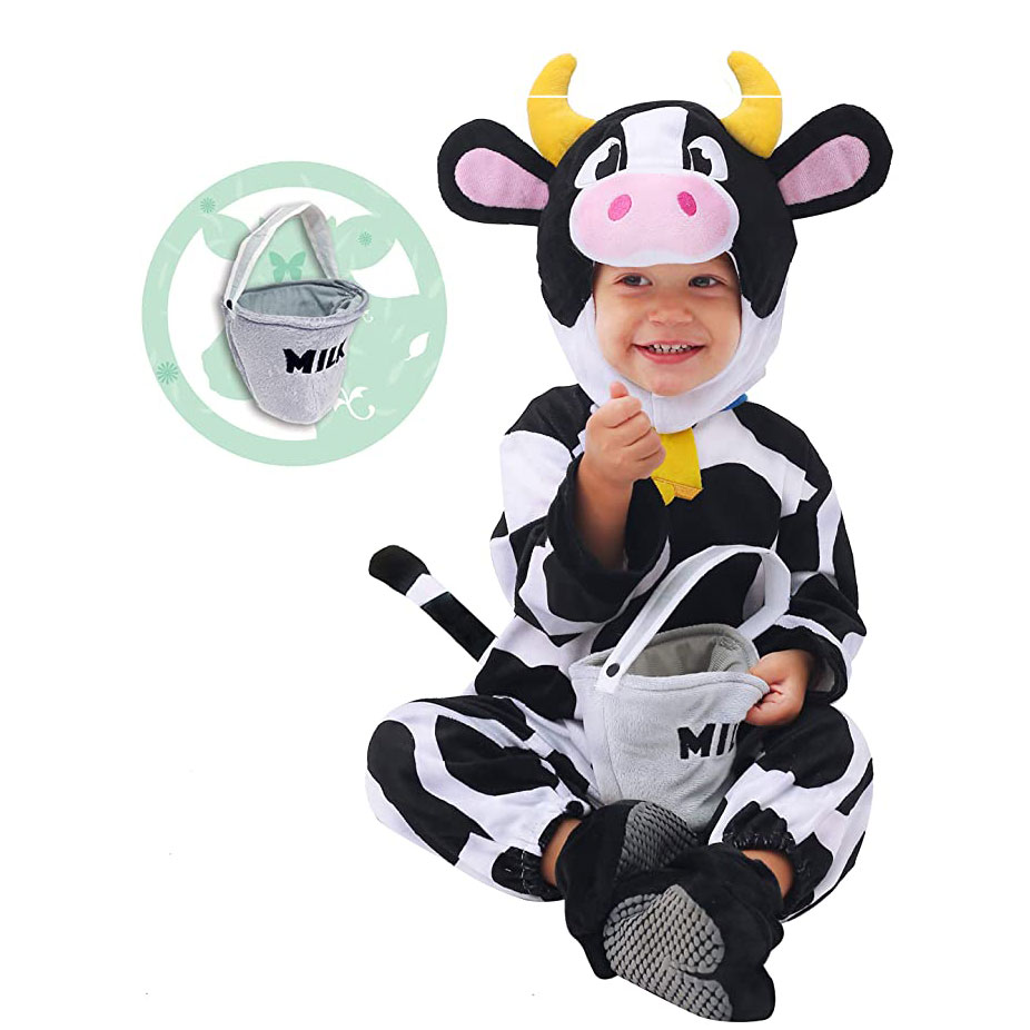 Spooktacular Creations Baby Cow Costume