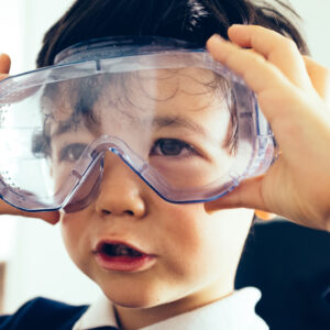 Dr. Fauci Now Recommends Safety Goggles for COVID-19 Protection — Here Are the 7 Best for Kids
