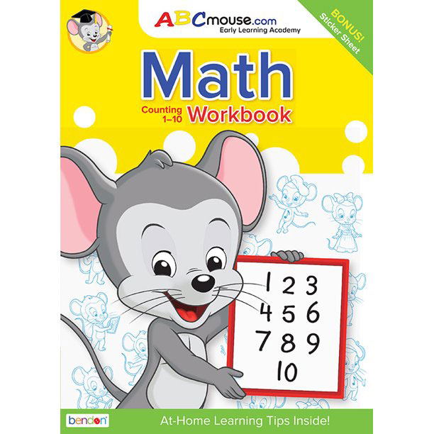ABCmouse Workbooks