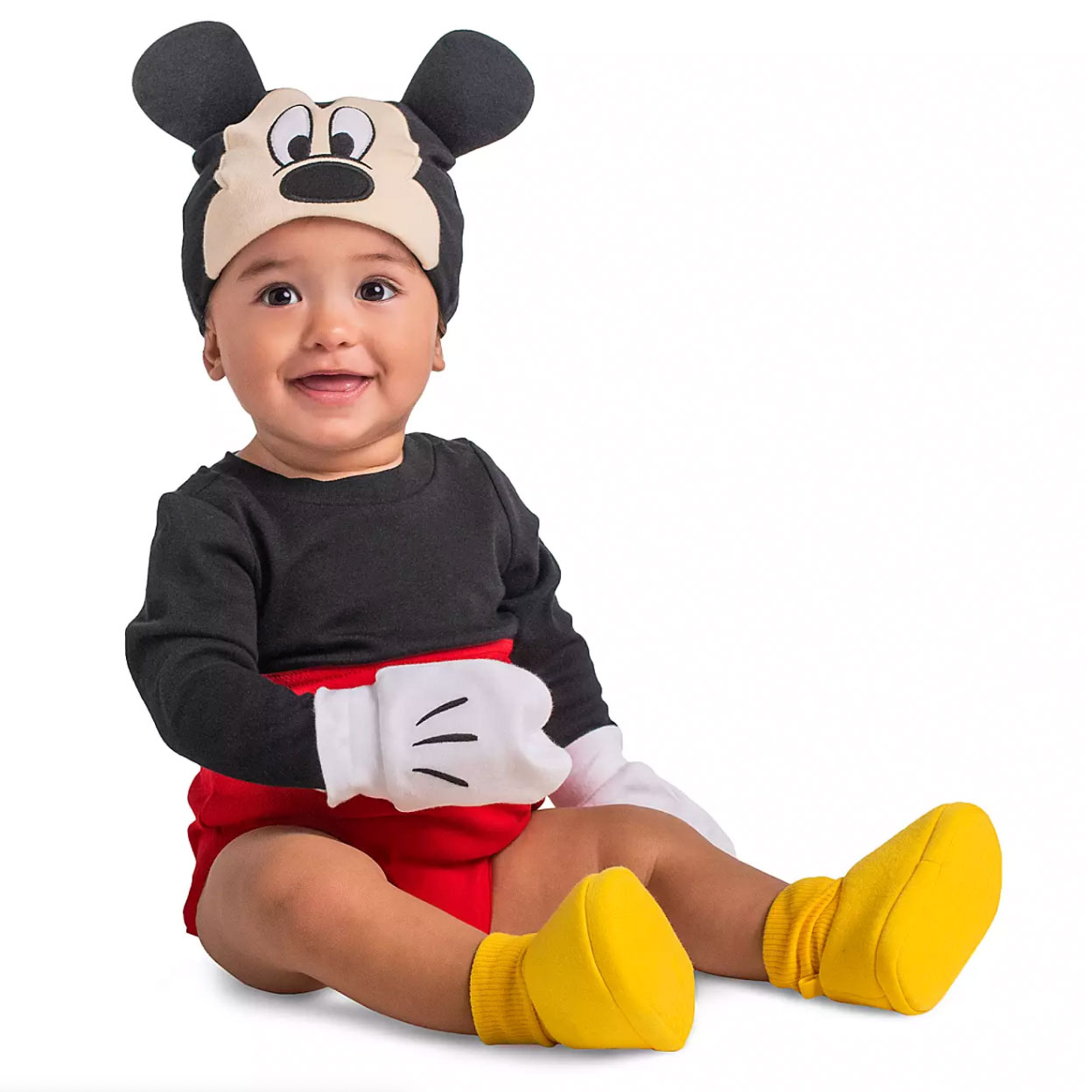 Mickey Mouse Costume Bodysuit for Baby