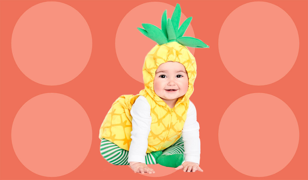 These 10 Halloween Costumes for Baby Are Sure to Bring the 'Awws'