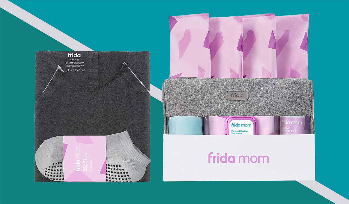 The Brand Behind Celeb-Loved Postpartum Essentials Created the Ultimate Labor and Delivery Recovery Kit