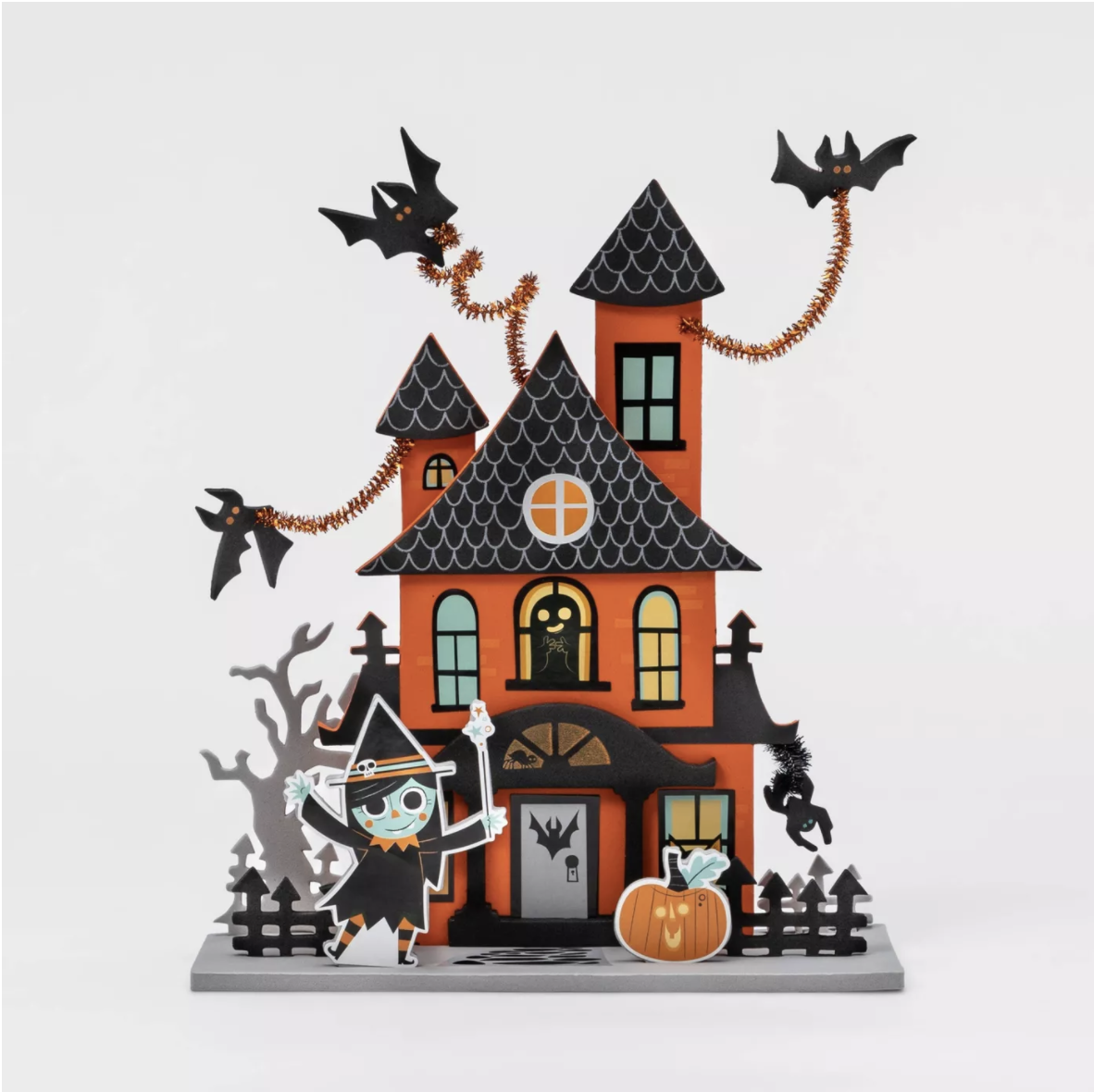 3D Haunted House Halloween Craft Kit - Hyde & EEK! Boutique