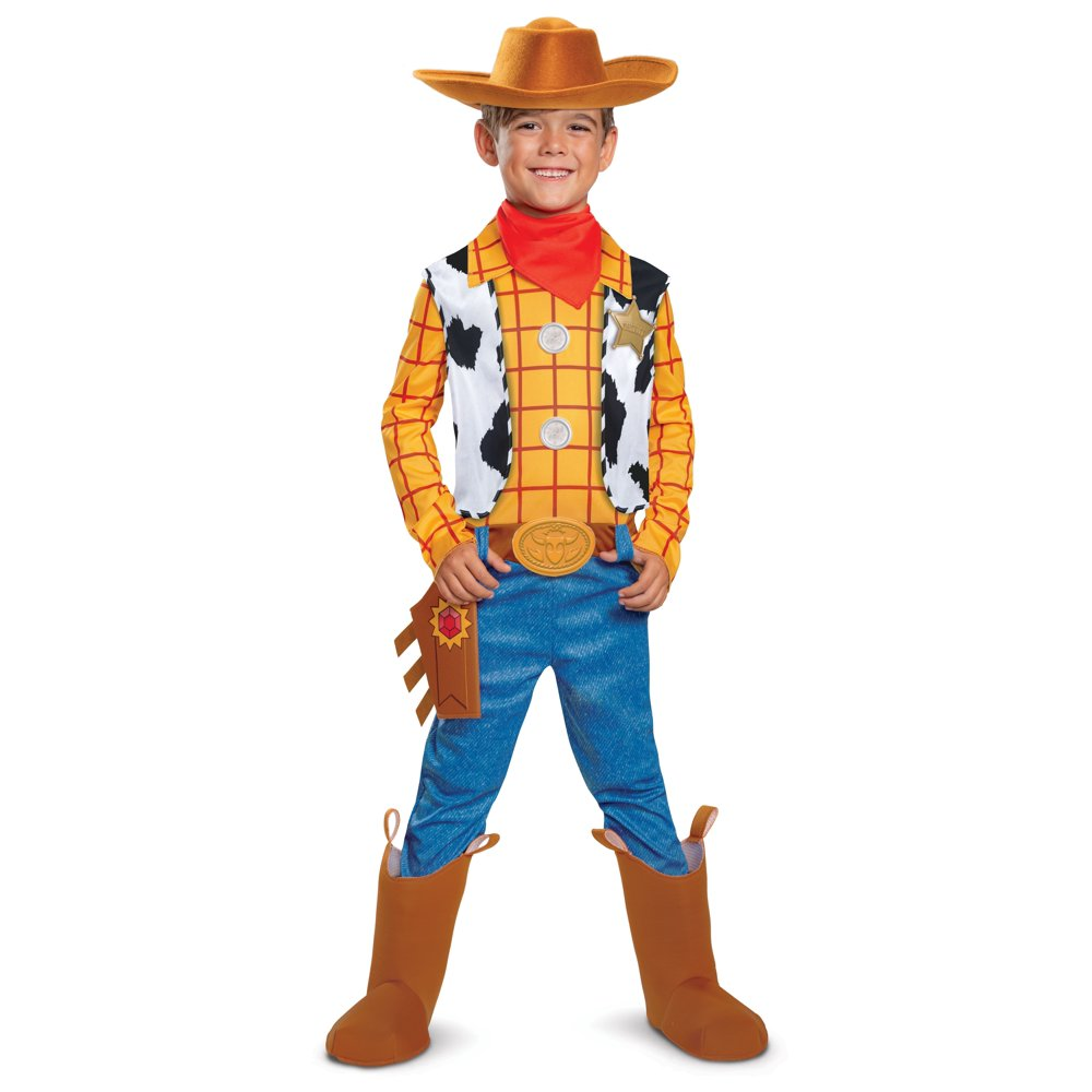 Toy Story 4 Boys Classic Woody Halloween Costume