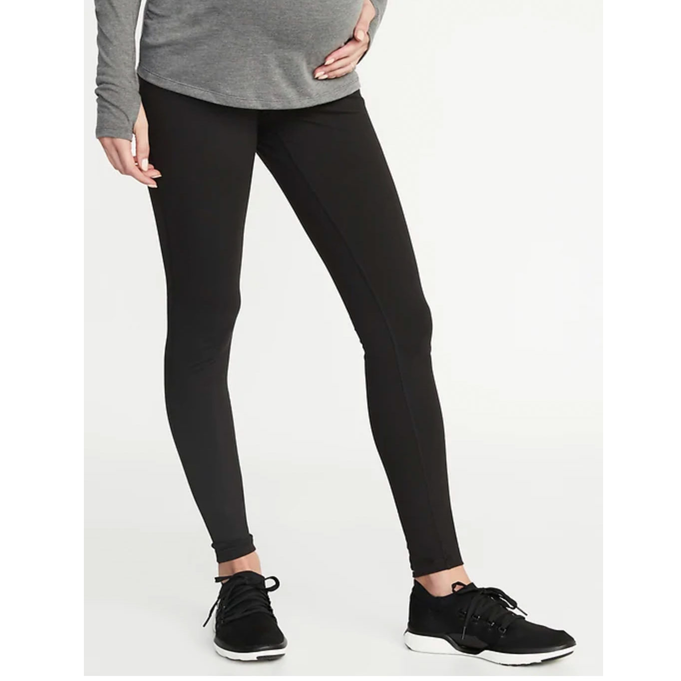 Old Navy Maternity Full-Panel Elevate Compression Leggings