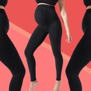 The 8 Best Maternity Compression Leggings for Expecting Moms