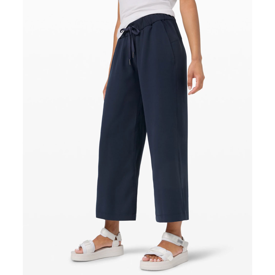 On the Fly Wide-Leg 7/8 Pant