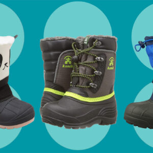The Best Winter Boots for Kids Who Plan to Play in the Snow Every Chance They Get