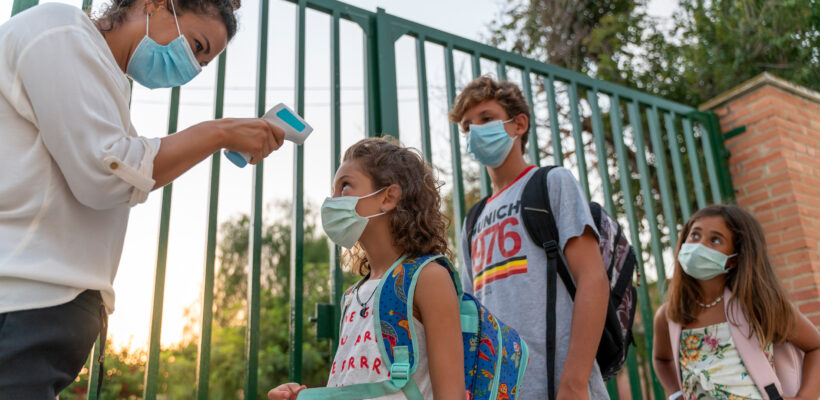 The CDC back-to-school guidelines are out, and these are the COVID-19 essentials you need for in-person classes.  Like many parents, we've been relying on guidelines from the Center For Disease Control and Prevention to keep safe and slow the…