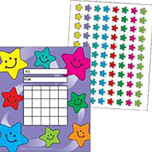 Teacher Created Resources Colorful Incentive Charts