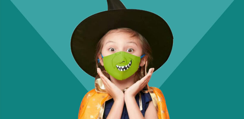 They'recreepy and they're kooky, mysterious and spooky… they're Crayola'snew Halloween face masks!  In addition to itscolorful face masks that were launched in July, the popular arts and crafts brand has recently addedHalloween-inspired face masksto its lineup. The face masks…