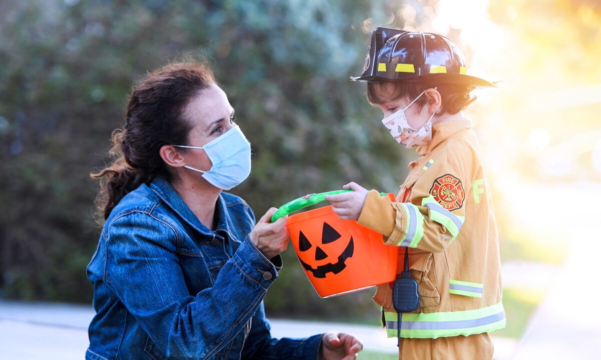 Is It Safe to Go Trick-or-Treating This Year? The CDC Weighs In