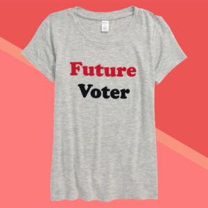 The Best Voting-Themed  T-Shirts, Jewelry, Face Masks and More to Get Kids Excited About the Upcoming Election