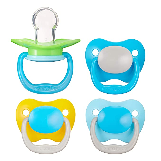 Mama Bear Baby Pacifier - Stage 2