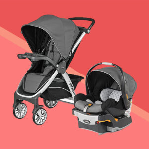 Save Big on Everything You Need for Baby During Amazon Prime Day—Including 25% Off Chicco Car Seats and Strollers