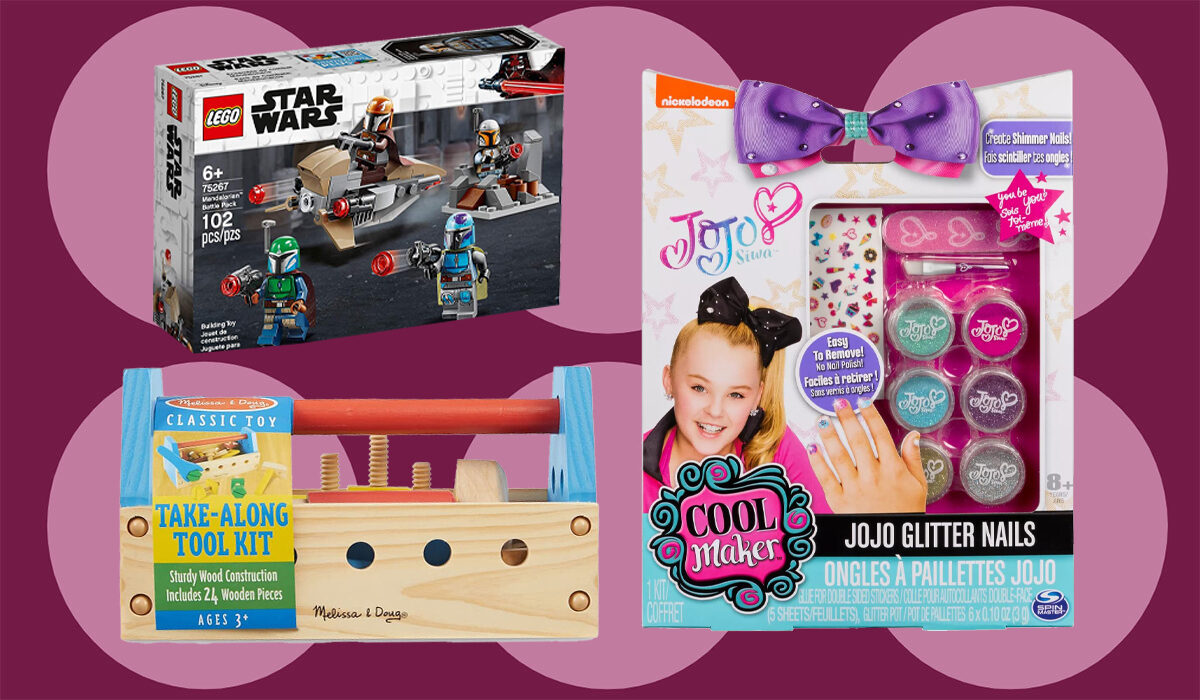 The Best Toy Deals to Shop This Weekend, Including the Best Early Black Friday Deals