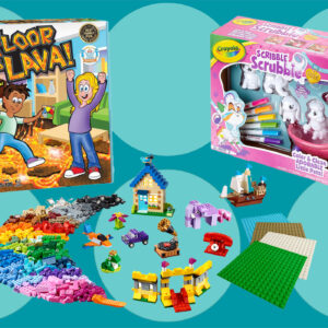The Best Toy Deals to Shop This Weekend, Including LEGOs for Over 40% Off