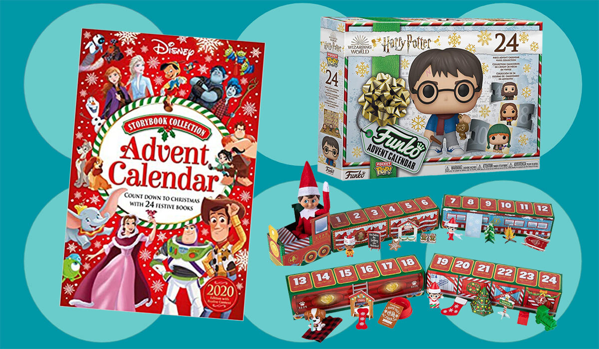 The 22 Best Advent Calendars for Kids in 2020 — Including 'Frozen,' Legos, and 'Harry Potter'