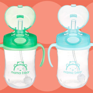 Amazon Shoppers Love These Weighted Sippy Cups More Than the Leading (More Expensive) Brand