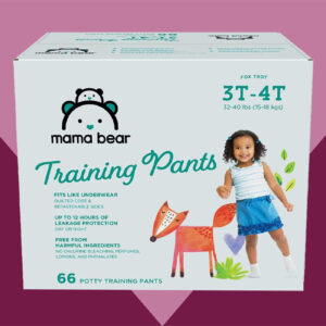 Parents on Amazon Call These Affordable Training Pants the 'Perfect Potty Training Diapers'