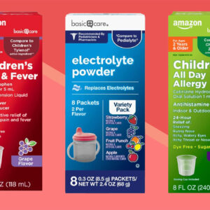 Amazon Shoppers Love These Over-the-Counter Medicines for Kids That Are 'Way Cheaper' Than Leading Brands