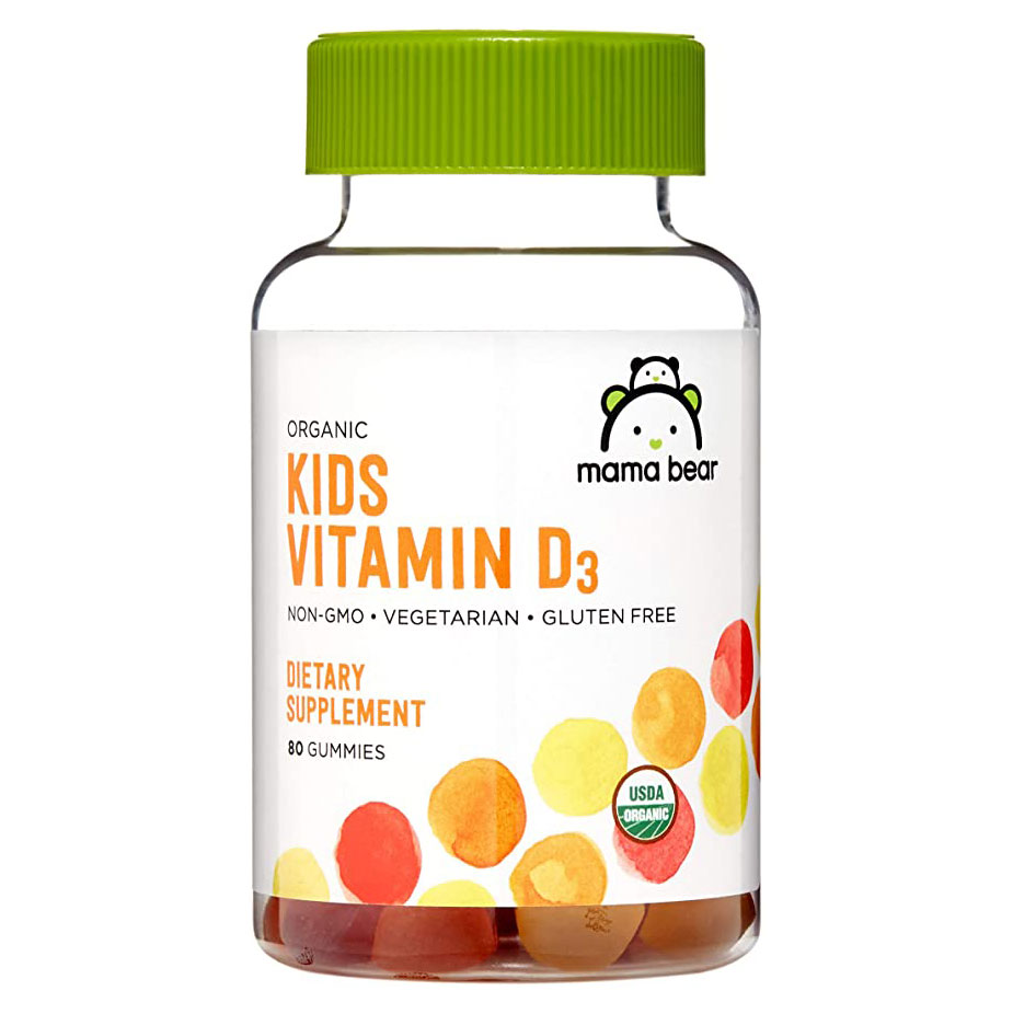 Mama Bear Organic Kids Vitamin D3