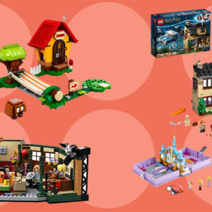 The Hottest Lego Sets of the Year Are Majorly Discounted for Black Friday — Including Friends and Super Mario