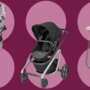 BuyBuyBaby's Cyber Monday Sale Has Amazing Deals on Strollers, Car Seats, and