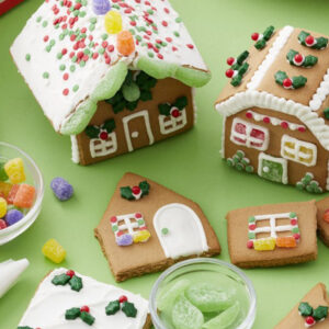 The Best Gingerbread House Kits This Year Include Fun Themes Like 'Frozen,' 'Minions,' and More