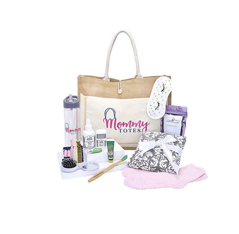 Ultimate Gift Bag with Labor & Delivery Hospital Stay Essentials