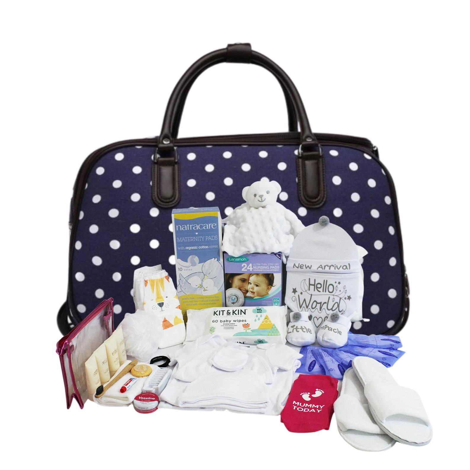 Maternity/Hospital Birth Pre-Packed Gift Set