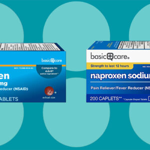 Amazon Shoppers Love These Generic Pain Relievers That Cost Way Less Than the Leading Brands
