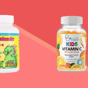 These Are the Two Vitamins Dr. Fauci Recommends for Boosting Your Family's