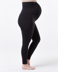 Spanx Compression Clothing: Mama Look at Me Now Seamless Maternity Leggings