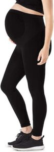 Maternity Wear By Belly Bandit on Amazon: Compression Leggings for Pregnant Women