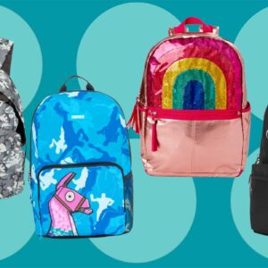 16 Backpacks We Found at Walmart to Thrill Every Type of Kid